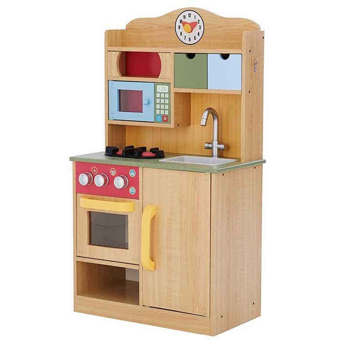 Teamson Kids - Little Chef Florence Classic Kids Play Kitchen