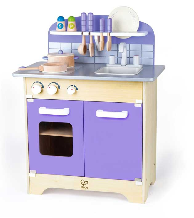 USA Toyz Hape Play Kitchen for Toddlers